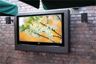 'TV da esterno'