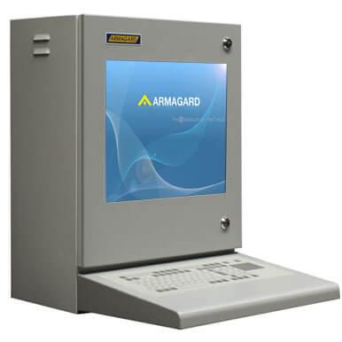 Armadio LCD porta computer