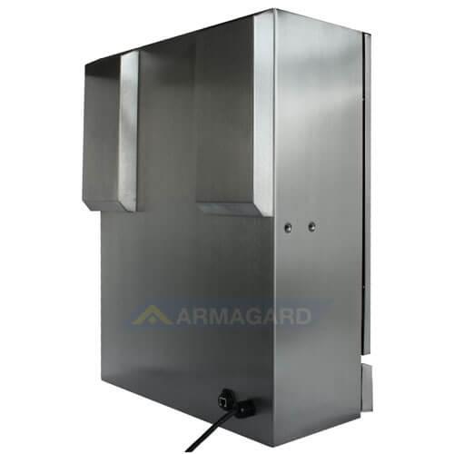 Armadio Stagno LCD - immagine posteriore
