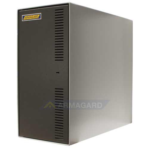 Vani di sicurezza per PC case - immagine laterale sinstra