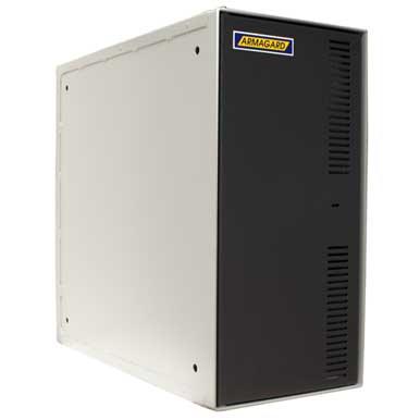 I vano di sicurezza Armagard sono ideali per porteggere PC case in qualsiasi ambito industriale