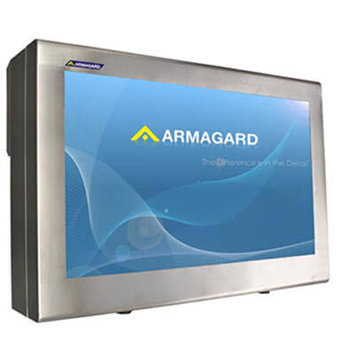 Waterproof LCD enclosure stagno | Contenitore stagno per TV, monitor LCD