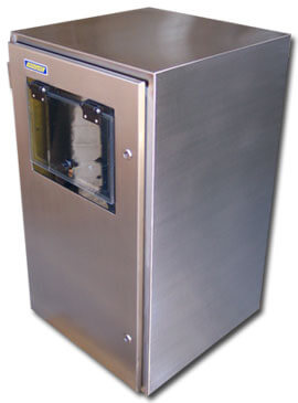 Stainless steel Printer enclosure
