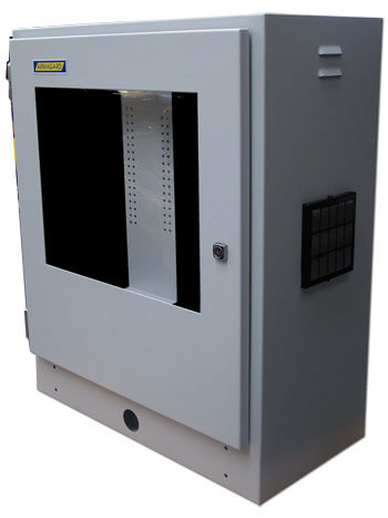 Monitor industriale LCD