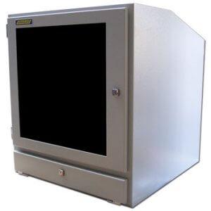 Armadio industriale porta computer IP54