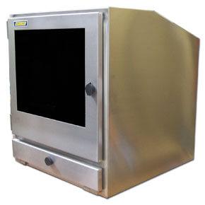 Armadio Pc Acciaio Inox.Armadio Porta Pc Ip65 Armagard
