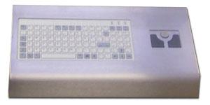 Tastiera a membrane con DuraPoint separato
