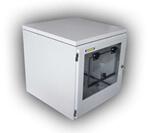 Armadio per stampante in acciaio