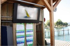 Protezioni per monitor - 4 Casi nel settore turistico che hanno premiato la Messaggistica